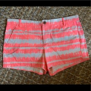 GAP Sunkissed tie dye shorts
